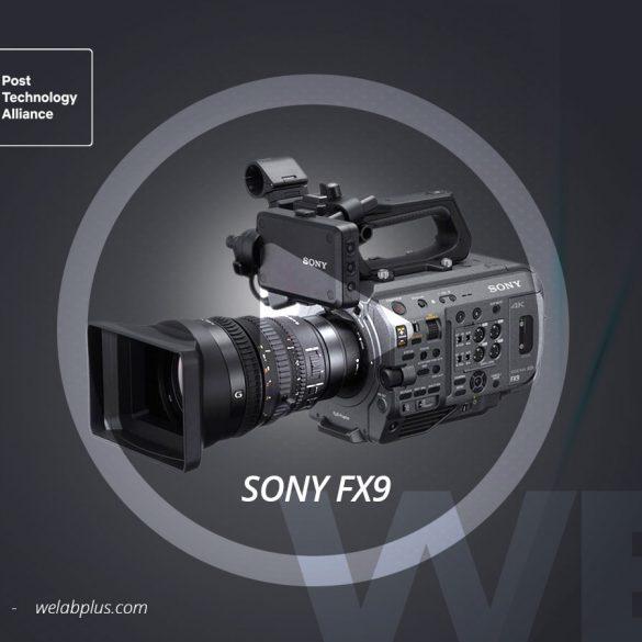 VIDEO SONY FX9 WELAB PLUS