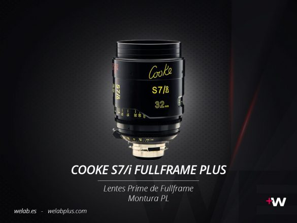 GUIA LENTE COOKE S7 i FULLFRAME PLUS WELAB PLUS