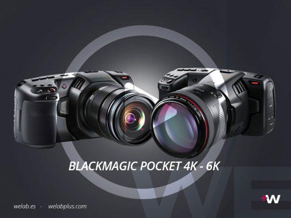 VIDEO-BLACKMAGIC-4K-6K WELAB PLUS
