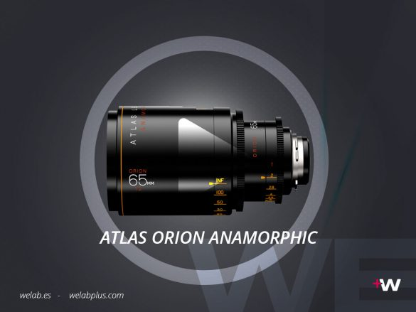VIDEO ATLAS ORION ANAMORPHIC WELAB PLUS