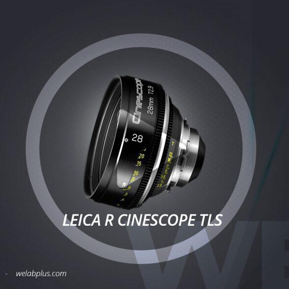 VIDEO LENTE LEICA R CINESCOPE TLS WELAB PLUS