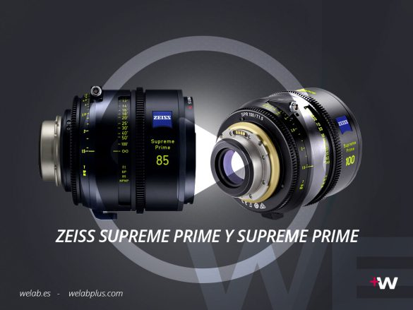 VIDEO ZEISS SUPREME PRIME Y SUPREME PRIME RADIANCE WELAB PLUS