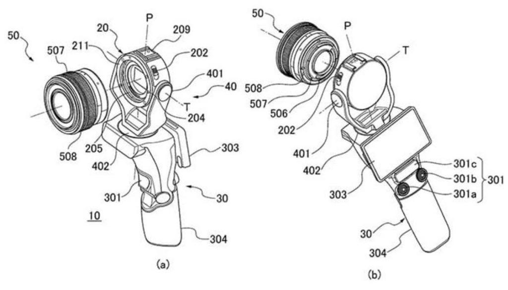 nueva patente Canon Welabplus
