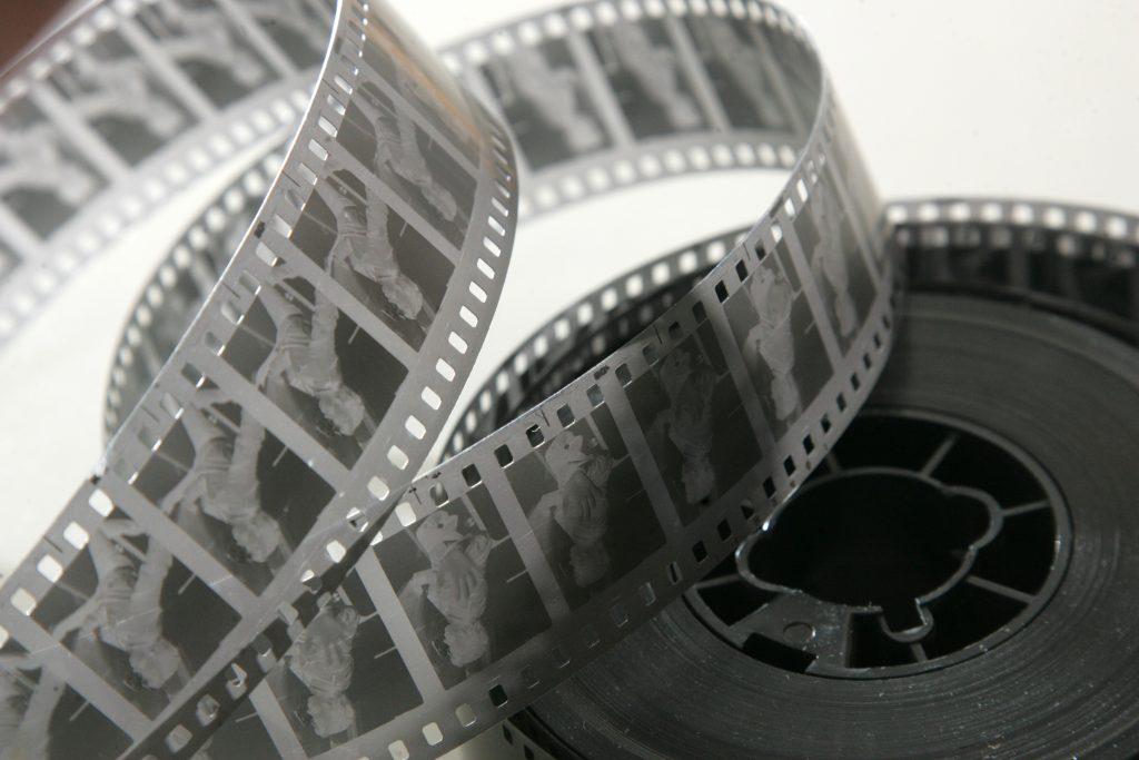 soporte de grabación de imágenes