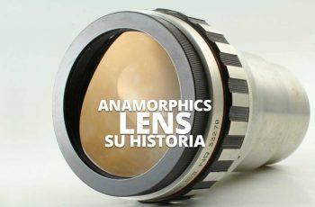 ANAMORPHICS LENS SU HISTORIA WELAB PLUS