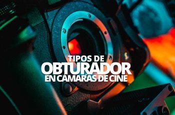 Obturadores para cámara de cine Welab