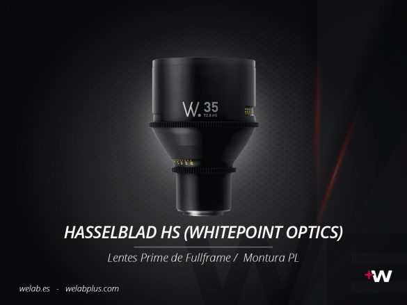 HASSELBLAD HS WHITEPOINT OPTICS WELAB PLUS