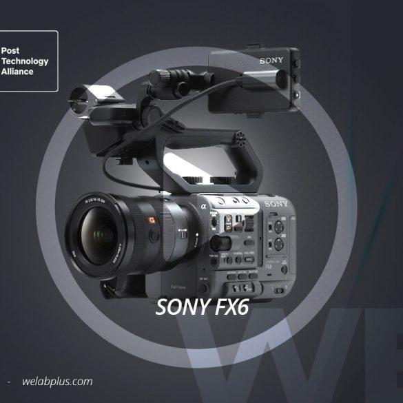 VIDEO SONY FX6 WELAB PLUS