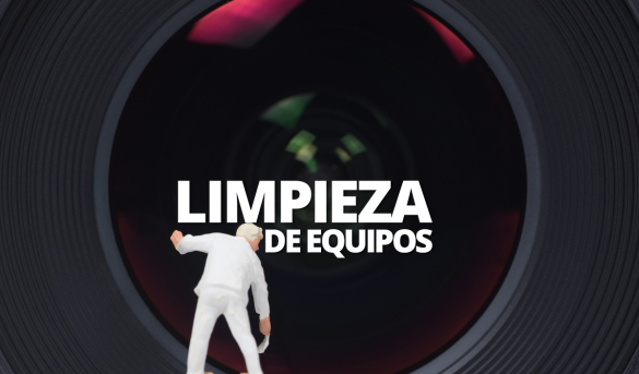 LIMPIEZA DE EQUIPOS AUDIOVISUALES WELAB PLUS
