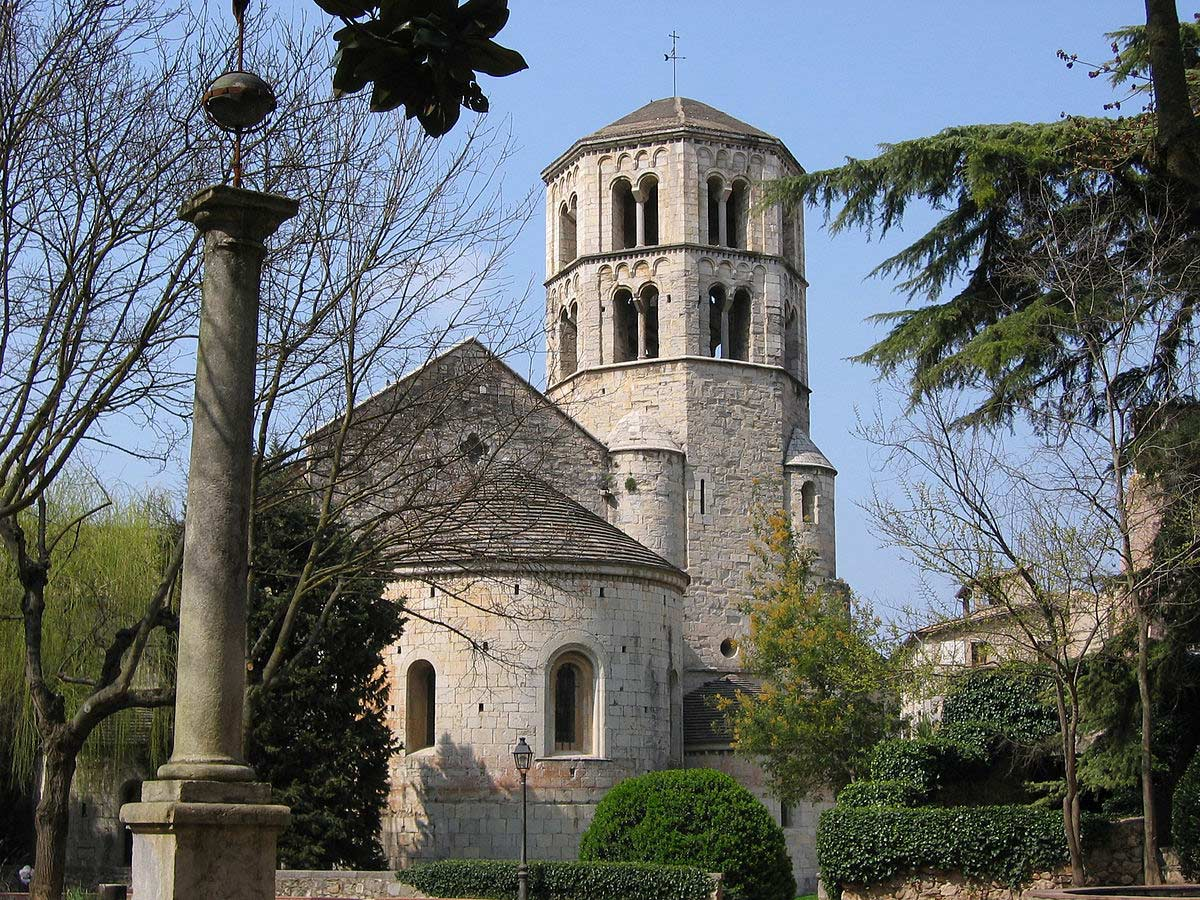 Monasterio de Sant Pere de Galligants Welab Plus
