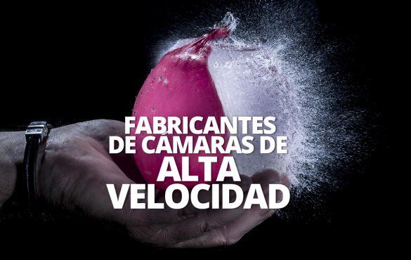 FABRICANTES DE CAMARAS DE ALTA VELOCIDAD WELAB PLUS
