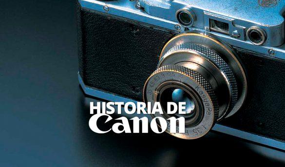 HISTORIA DE CANON WELAB PLUS
