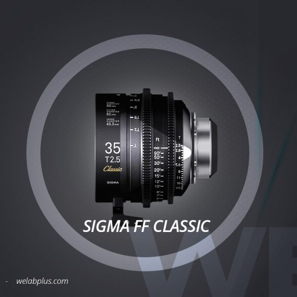 VIDEO SIGMA FF CLASSIC WELAB PLUS