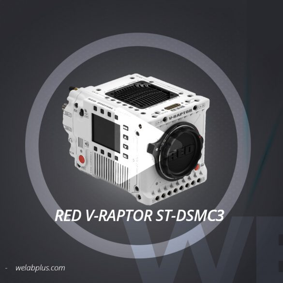 VIDEO RED V RAPTOR ST DSMC3 WELAB PLUS